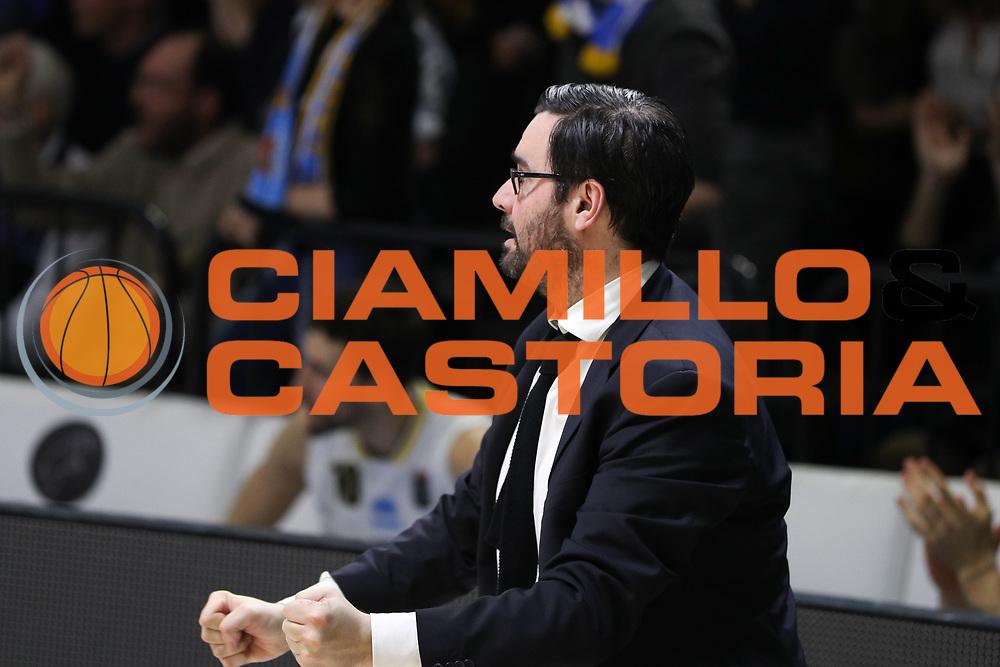 Lepore Paolo, Vanoli Cremona vs Banco di Sardegna Sassari, LBA Serie A 9^ giornata di ritorno stagione 2016/2017, PalaRadi Cremona 26/03/2017
