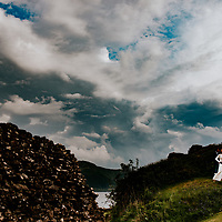 For Scotland ~ Nicola & Stuart's Loch Ness, Scotland Wedding