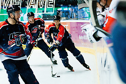 Nathan Sigmund of USA at IIHF In-Line Hockey World Championships 2011 Top Division Gold medal game between National teams of Czech republic and USA on June 25, 2011, in Pardubice, Czech Republic. (Photo by Matic Klansek Velej / Sportida)
