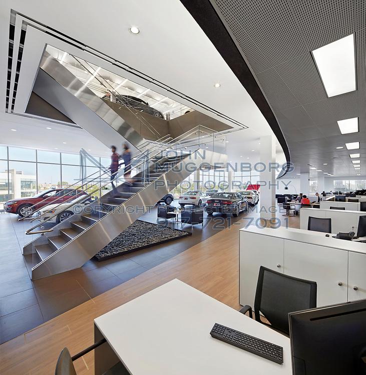 The Fletcher Jones Audi Terminal Dealership In North Chicago IL - Fletcher jones audi chicago