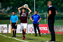 Doncic Dejan head coach of NK Triglav during football match between NK Triglav and NK Domzale in 9th Round of Prva liga Telekom Slovenije 2019/20, on September 15, 2019 in Sport park Kranj, Kranj, Slovenia. Photo by Grega Valancic / Sportida