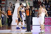 DESCRIZIONE : Campionato 2013/14 Acea Virtus Roma - Sutor Montegranaro<br /> GIOCATORE : Alessandro Vicino<br /> CATEGORIA : Arbitro Referee Mani<br /> SQUADRA : AIAP<br /> EVENTO : LegaBasket Serie A Beko 2013/2014<br /> GARA : Acea Virtus Roma - Sutor Montegranaro<br /> DATA : 18/01/2014<br /> SPORT : Pallacanestro <br /> AUTORE : Agenzia Ciamillo-Castoria / GiulioCiamillo<br /> Galleria : LegaBasket Serie A Beko 2013/2014<br /> Fotonotizia : Campionato 2013/14 Acea Virtus Roma - Sutor Montegranaro<br /> Predefinita :