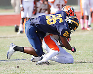 Belen Football Vs. Carol City.  Game was played at Belen on October 6, 2011.  The Wolverines went on to win the game.