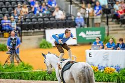 Haennel Vincent, FRA, Ultrachic HDC, Lunger Holzberger Fabrice<br /> World Equestrian Games - Tryon 2018<br /> © Hippo Foto - Stefan Lafrenz<br /> 19/09/18