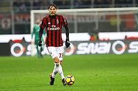 Manuel Locatelli  - Milan Calcio - Milan-Inter - Coppa Italia Tim Cup