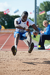 Moussa Tambadou, 2014 IPC European Athletics Championships, Swansea, Wales, United Kingdom