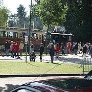Huizerdag 2001, Gooische Stoomtram