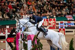 DASSLER Daniel (GER), Con Spirit<br /> Leipzig - Partner Pferd 2019<br /> IDEE Kaffe Preis<br /> CSI5*<br /> 18. Januar 2019<br /> © www.sportfotos-lafrentz.de/Stefan Lafrentz