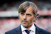 coach Phillip Cocu of PSV