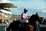 Jeanie Bean ridden by Franny Norton and trained by M R Channon,  - Ryan Hiscott/JMP - 16/10/2019 - PR - Bath Racecourse - Bath, England - Race Meeting at Bath Racecourse
