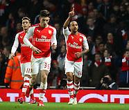 Arsenal v Leicester City 100215