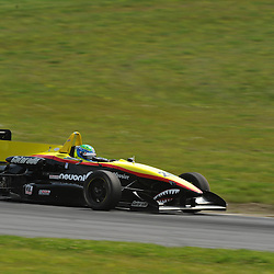 May 23, 2009; Lakeville, CT, USA; Fabio Orsolon practices for Formula 2000 Championship Series competition during the Memorial Day Road Racing Classic weekend at Lime Rock Park.