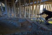 I-5 Colonnade Mountain Bike Park - Seattle, WA