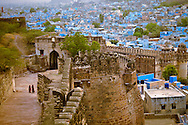 Jodhpur Fort and City, India