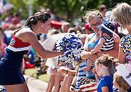 OKC Barons Bethany Freedom Festival Parade - 7/4/2012