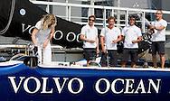 08_00383 © Sander van der Borch. Valencia - Spain,  May 18th 2008 . Extreme40 practice regatta.