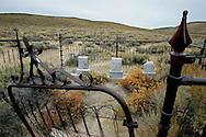 US-BODIE:  Ghosttown Bodie, a former Silvermine Town. PHOTO GERRIT DE HEUS