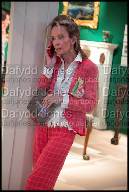 MRS. MARTIN SUMMERS, Masterpiece London 2014 Preview. The Royal Hospital, Chelsea. London. 25 June 2014.