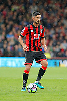 Football - 2016 / 2017 Premier League - AFC Bournemouth vs. Hull City<br /> <br /> Bournemouth's Andrew Surman in action at Dean Court (The Vitality Stadium) Bournemouth<br /> <br /> Colorsport/Shaun Boggust