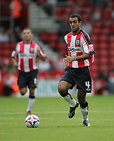 Photo: Lee Earle.<br /> Southampton v Panathinaikos. Pre Season Friendly. 29/07/2006. Southampton's recent signing Marcelo Sarmiento.