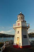 Akaroa Lighthouse, Banks Peninsula, New Zealand