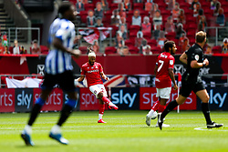 Ashley Williams of Bristol City - Rogan/JMP - 28/08/2020 - Ashton Gate Stadium - Bristol, England - Bristol City v Sheffield Wednesday - Sky Bet Championship.