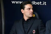Genova - 24.09.2017 - Sampdoria-Milan - Serie A 6a giornata   - nella foto:  Vincenzo Montella