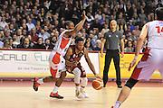 MarQuez Haynes<br /> Venezia 12 Febbraio 2017 -<br /> Campionato Basket Lega A <br /> Umana Reyer Venezia vs Grissin Bon Reggio Emilia<br /> Foto Ciamillo/Michele Gregolin