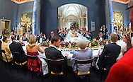 "FAREWELL GALA DINNER FOR QUEEN BEATRIX OF THE NETHERLANDS.at the Rijksmuseum in Amsterdam, The Netherlands_April 29, 2013..The gala was attended by members of various Royal Families from around the world..Crown Prince Willem-Alexander and Crown Princess Maxima will be proclaimed King and Queen  of The Netherlands on the abdication of Queen Beatrix on 30th April 2013..Mandatory Credit Photos: ©Utrecht/NEWSPIX INTERNATIONAL..**ALL FEES PAYABLE TO: ""NEWSPIX INTERNATIONAL""**..PHOTO CREDIT MANDATORY!!: NEWSPIX INTERNATIONAL(Failure to credit will incur a surcharge of 100% of reproduction fees)..IMMEDIATE CONFIRMATION OF USAGE REQUIRED:.Newspix International, 31 Chinnery Hill, Bishop's Stortford, ENGLAND CM23 3PS.Tel:+441279 324672  ; Fax: +441279656877.Mobile:  0777568 1153.e-mail: info@newspixinternational.co.uk"