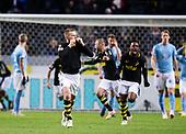 AIK v Malmö FF 29 oktober Allsvenskan