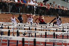 Men's 110-meter Hurdles Final