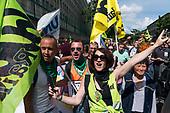 2018 06/02 Protest march « Le combat continue : généralisons la grève »