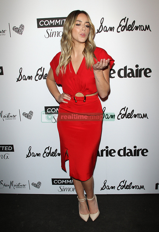 Marie Claire Fresh Faces 2018 Event - Los Angels. 27 Apr 2018 Pictured: Chloe Bennet. Photo credit: Jaxon / MEGA TheMegaAgency.com +1 888 505 6342