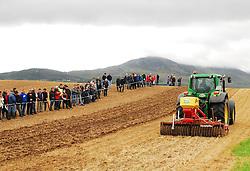 Teagasc reseeding event at the farm of Jimmy Garavan Rosbeg Westport...Pic Conor McKeown
