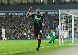 Jonathan Walters of Stoke City celebrates. - Mandatory byline: Alex James/JMP - 07966 386802 - 02/01/2016 - FOOTBALL - The Hawthorns - Birmingham, England - West Bromwich Albion v Stoke City - Barclays Premier League