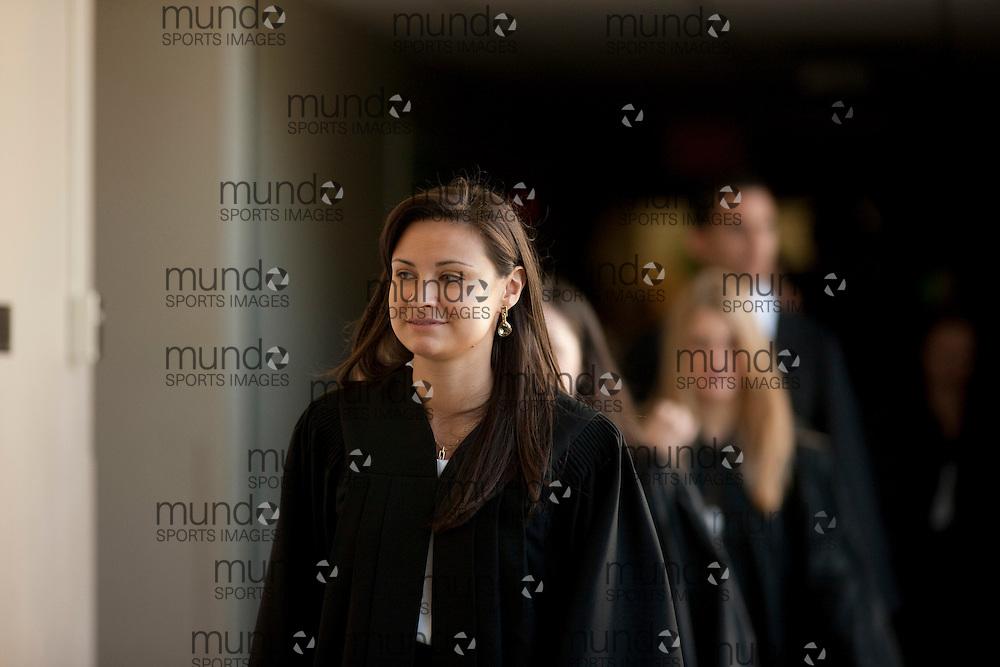Western Law Class of 2009<br /> photo by Geoff Robins