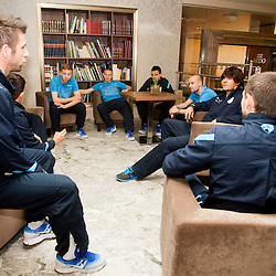 20140303: SLO, Football - Gathering of Slovenian National Team at Brdo pri Kranju