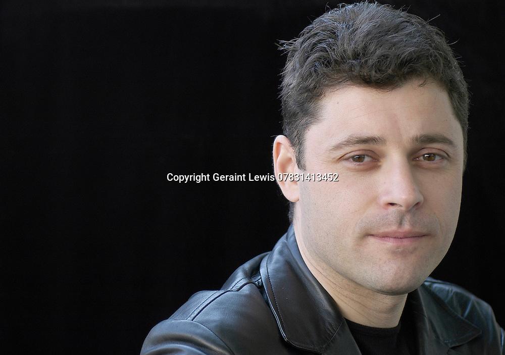 Elliot Perlman author  CREDIT Geraint Lewis