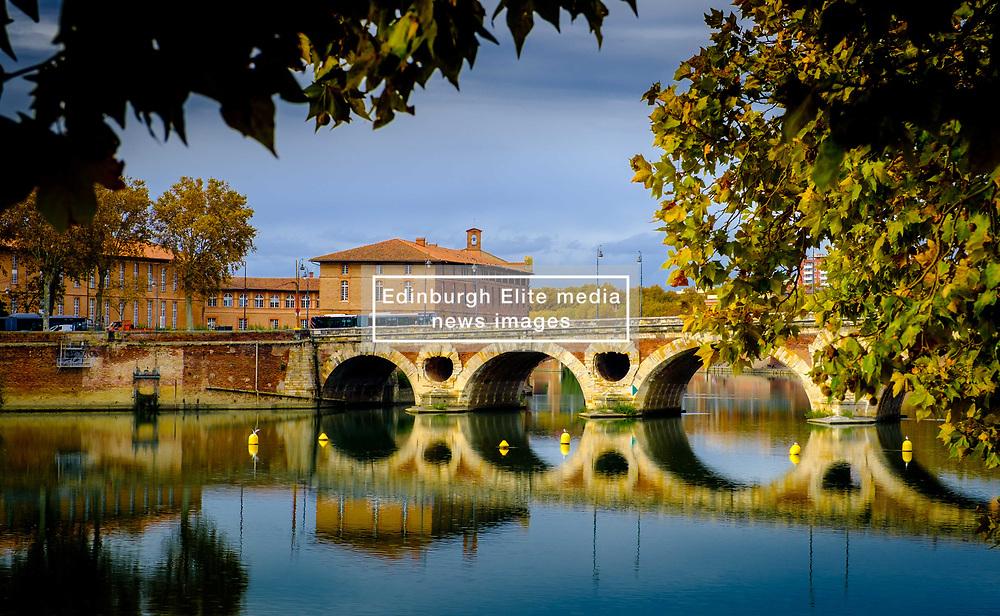 The Pont Neuf over the Garonne River in Toulouse, France<br /> <br /> (c) Andrew Wilson | Edinburgh Elite media