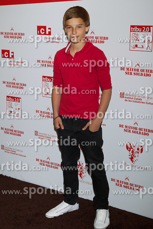19.10.2011, ME Hotel, Madrid, ESP, Filmpremiere, I want to be a soldier, im Bild Fergus Riordan // during 'I Want To Be a Soldier' presentation at ME Hotel in Madrid, ESP on 19/10/2011. EXPA Pictures © 2011, PhotoCredit: EXPA/ Alterphoto/ Cesar Cebolla +++++ ATTENTION - OUT OF SPAIN/(ESP) +++++