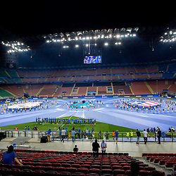 20160527: ITA, Football - UEFA Champions League Final Milano 2016, Test for opening ceremony