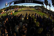 Oct 20, 2006; Walnut, CA, USA; General view of runners on the starting line at the 59th Mt. San Antonio College Cross Country Invitational.