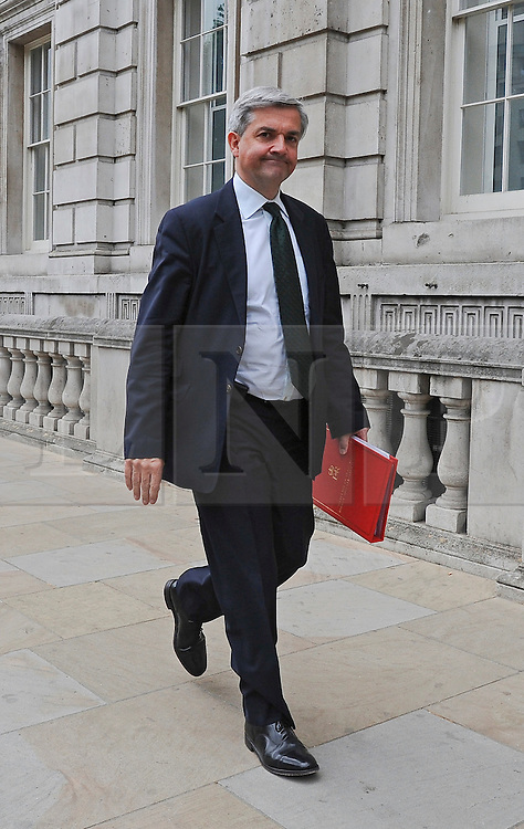 © licensed to London News Pictures. File picture dated 17/05/2011. London, UK.  Cabinet minister Chris Huhne pictured in Westminster.Pressure on Cabinet minister Chris Huhne intensified today (01/06/2011) after an investigation was launched into allegations that he broke strict spending rules in last year's general election. Picture Credit should read LNP
