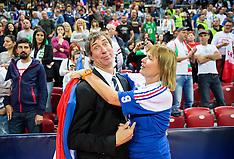 20151018 BUL: Volleyball European Championship Final Frankrijk - Slovenie, Sofia
