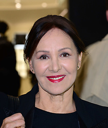 Arlene Phillips attends as Vision Express and Heston Blumenthal launch 'Heston: SS14' eyewear range at Vision Express, 180-183 Oxford Street, London, United Kingdom. Tuesday, 25th March 2014. Picture by Nils Jorgensen / i-Images