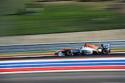 Nov 15-18, 2012: Nico HULKENBERG (DEU) SAHARA FORCE INDIA F1 Team.© Jamey Price/XPB.cc