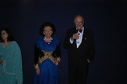 Sir Paul and Lady Newall. British Red Cross London Ball,- H20 the Element of Life held at the Room By the River. SE1. 17 November 2005. ONE TIME USE ONLY - DO NOT ARCHIVE  © Copyright Photograph by Dafydd Jones 66 Stockwell Park Rd. London SW9 0DA Tel 020 7733 0108 www.dafjones.com