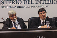 Ministerio Interior presento Informe de PADO