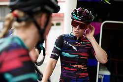 Tiffany Cromwell (AUS) at Lotto Thüringen Ladies Tour 2019 - Stage 4, a 114.8 km road race in Gotha, Germany on May 31, 2019. Photo by Sean Robinson/velofocus.com