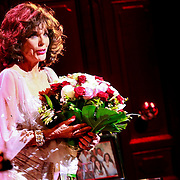 NLD/Amsterdam/20120420 - Show Joan Collins, Joan